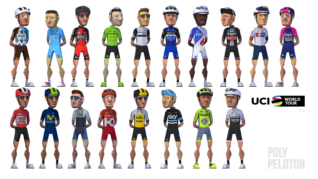 2013 UCI World Tour Teams