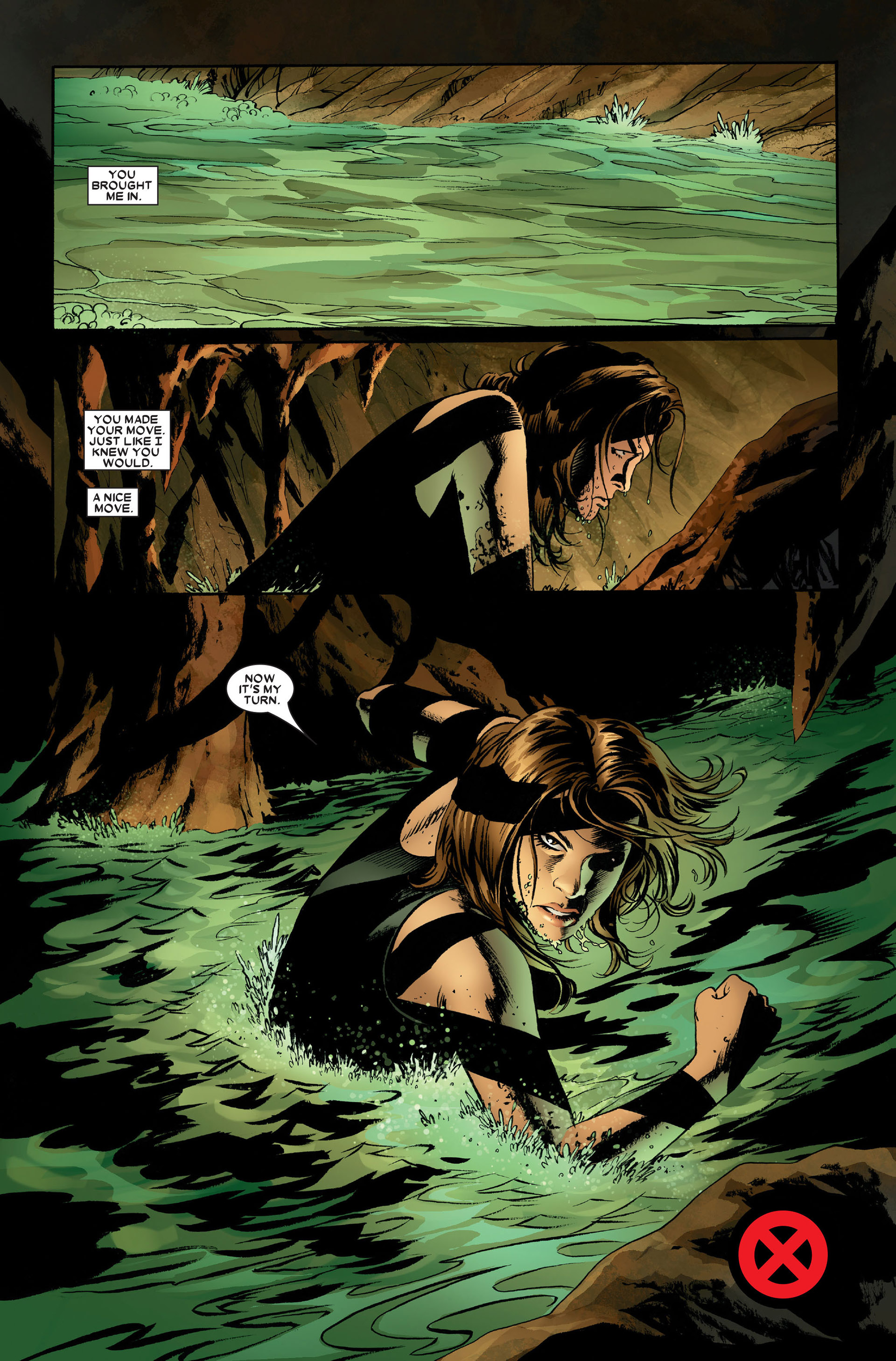 Read online Astonishing X-Men (2004) comic -  Issue #15 - 25