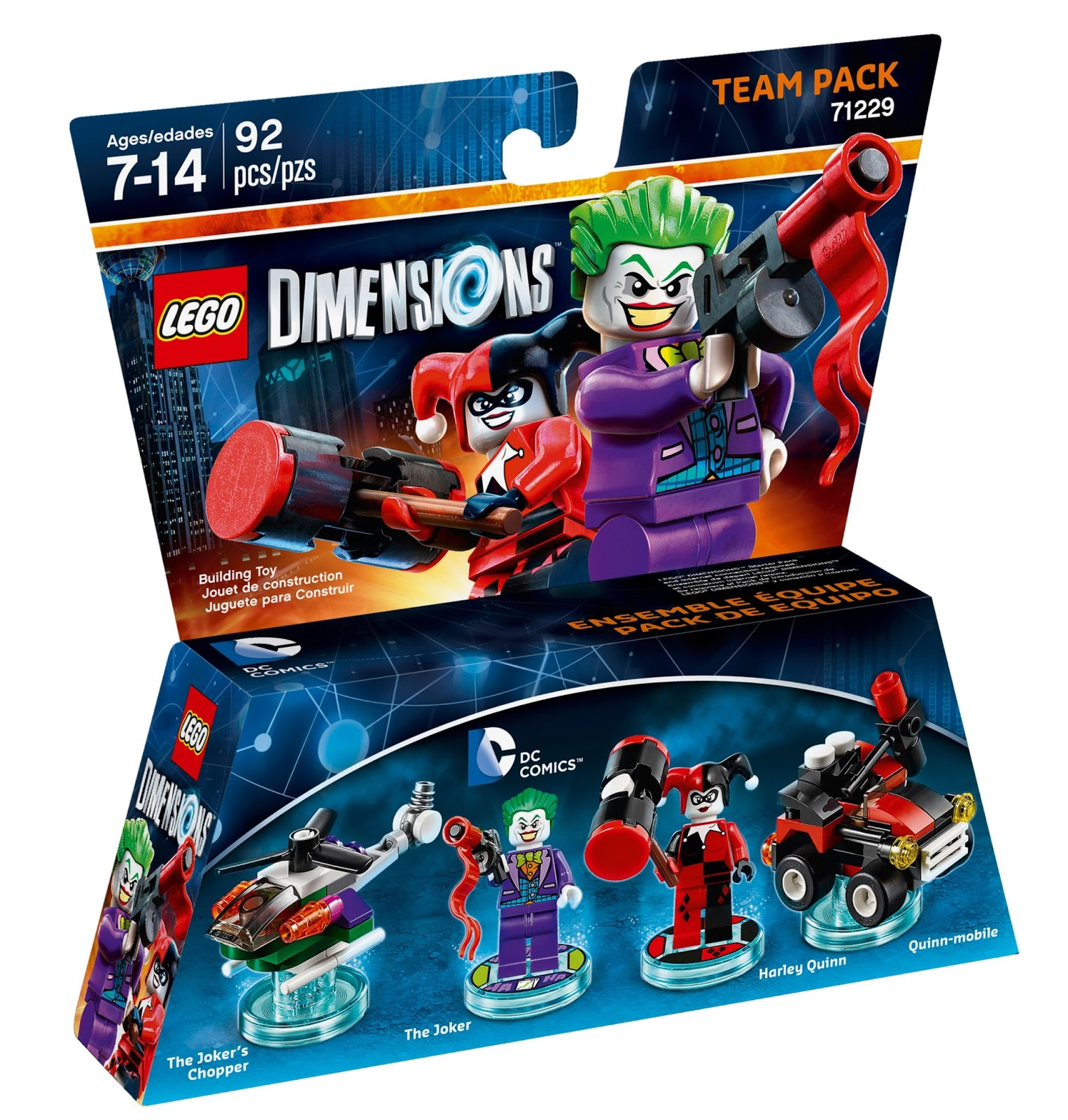 the brickverse lego dimensions wave 3 brings many doctors. Black Bedroom Furniture Sets. Home Design Ideas
