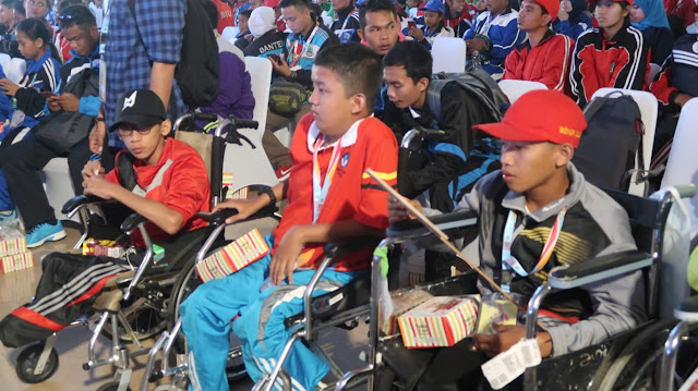 Ajang Kompetisi Olahraga Terbesar bagi Siswa se Indonesia