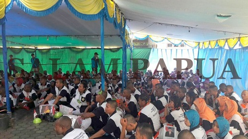 Calon Mahasiswa Baru STIE Jambatan Bulan Dapat Sosialisasi Lalulintas
