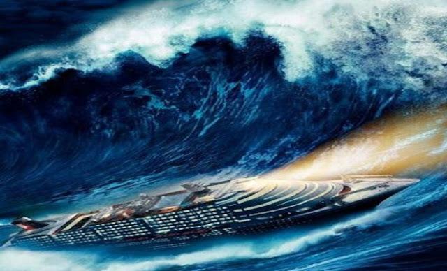 gelombang raksasa