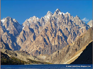 Attabad Lake also known as Hunza Lake is a lake in the Hunza Valley of northern Pakistan.