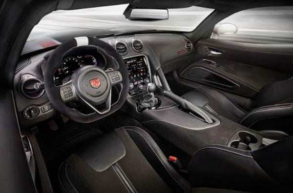 2017 Dodge Viper SRT Review