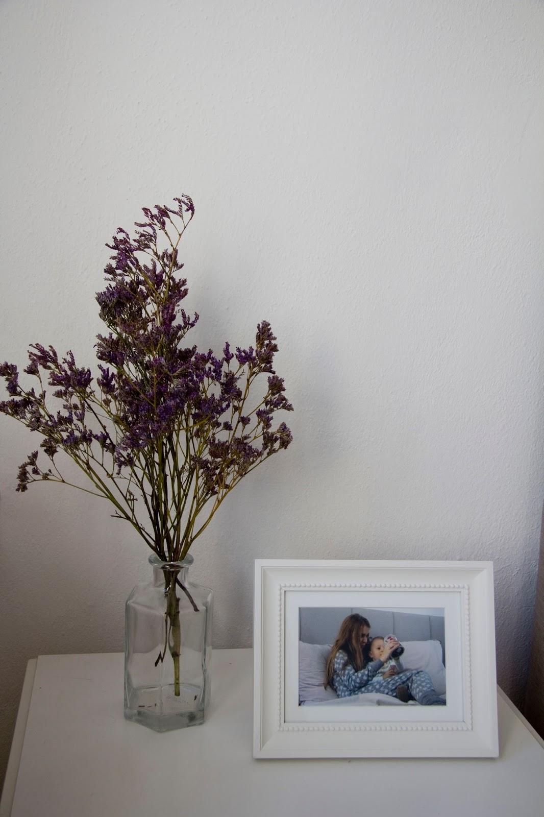 suszone kwiaty home decor