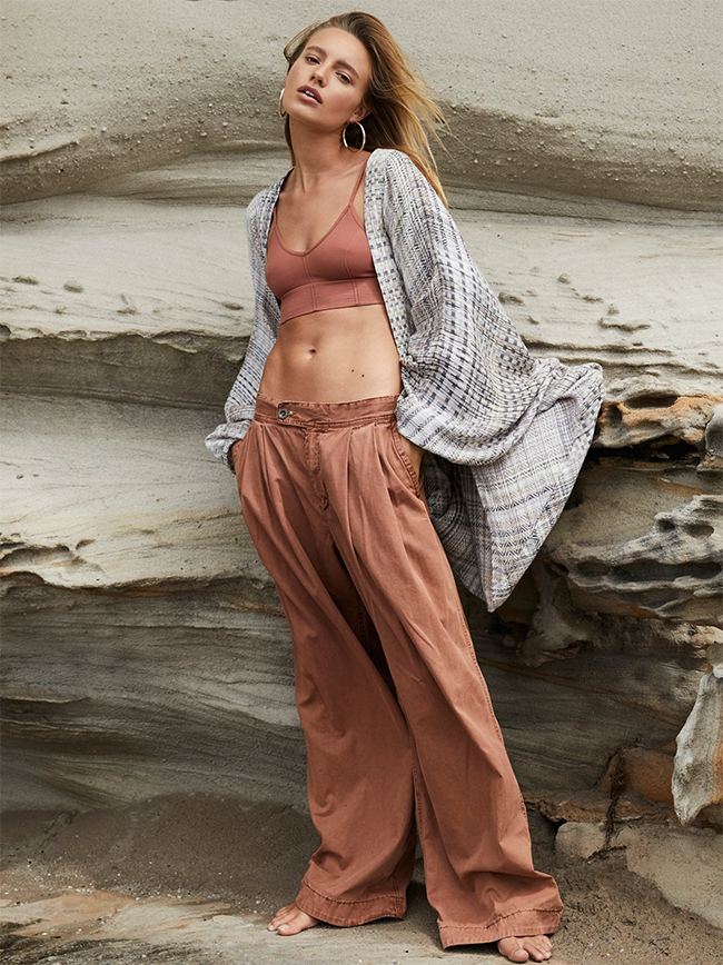 Liberty Pant in Copper