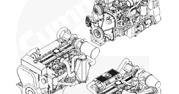 CUMMINS QSC 8 3 QSL 9 MARINE DIESEL ENGINE REPAIR MANUAL