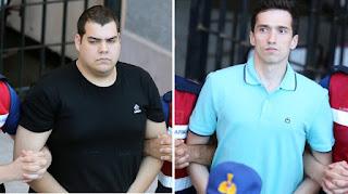 Ευχάριστα νέα για τους δύο Έλληνες στρατιωτικούς μετά από τέσσερις μήνες