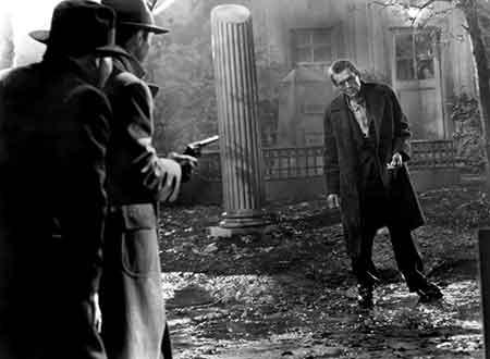 Los Muertos Andan película dirigida por Michael Curtiz y protagonizada por Boris Karloff