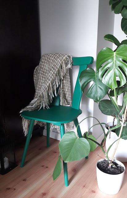 Kuchenne krzesło