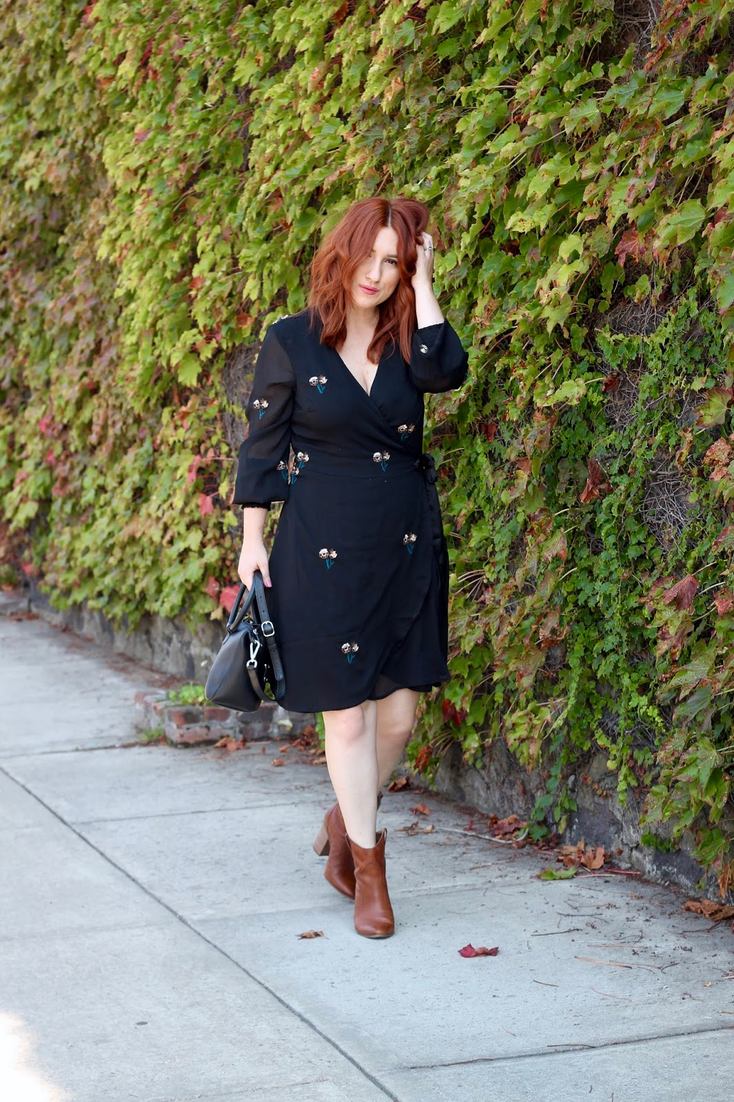 Wrap Dress Aerosoles Lincoln Square Ankle Boots
