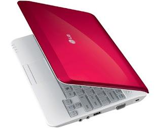 Harga Netbook Terbaru LG X 140 Netbook Terbaik Dari LG
