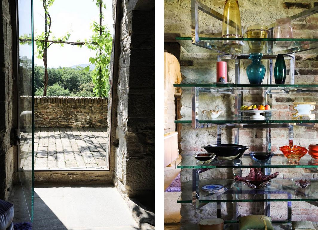 Roberto Baciocchi architekt sklepów Prady