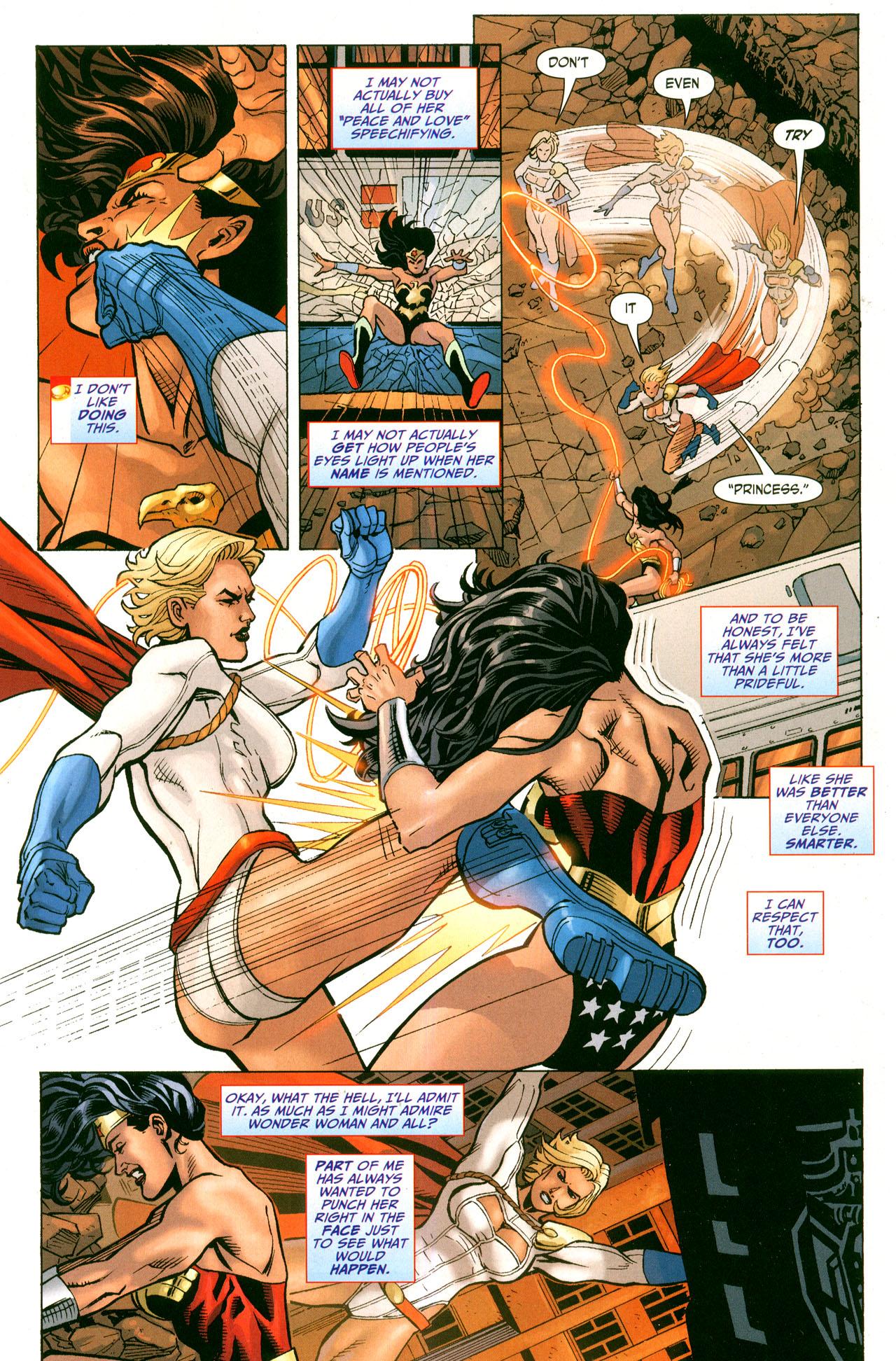 Read online Wonder Woman (2006) comic -  Issue #41 - 12