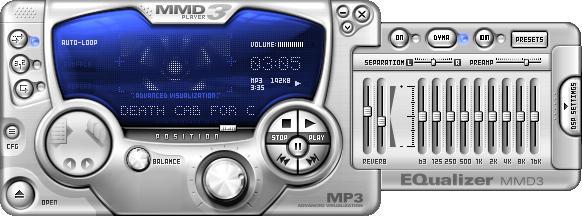 XMPlay, reproductor de audio ligero y de bajo consumo