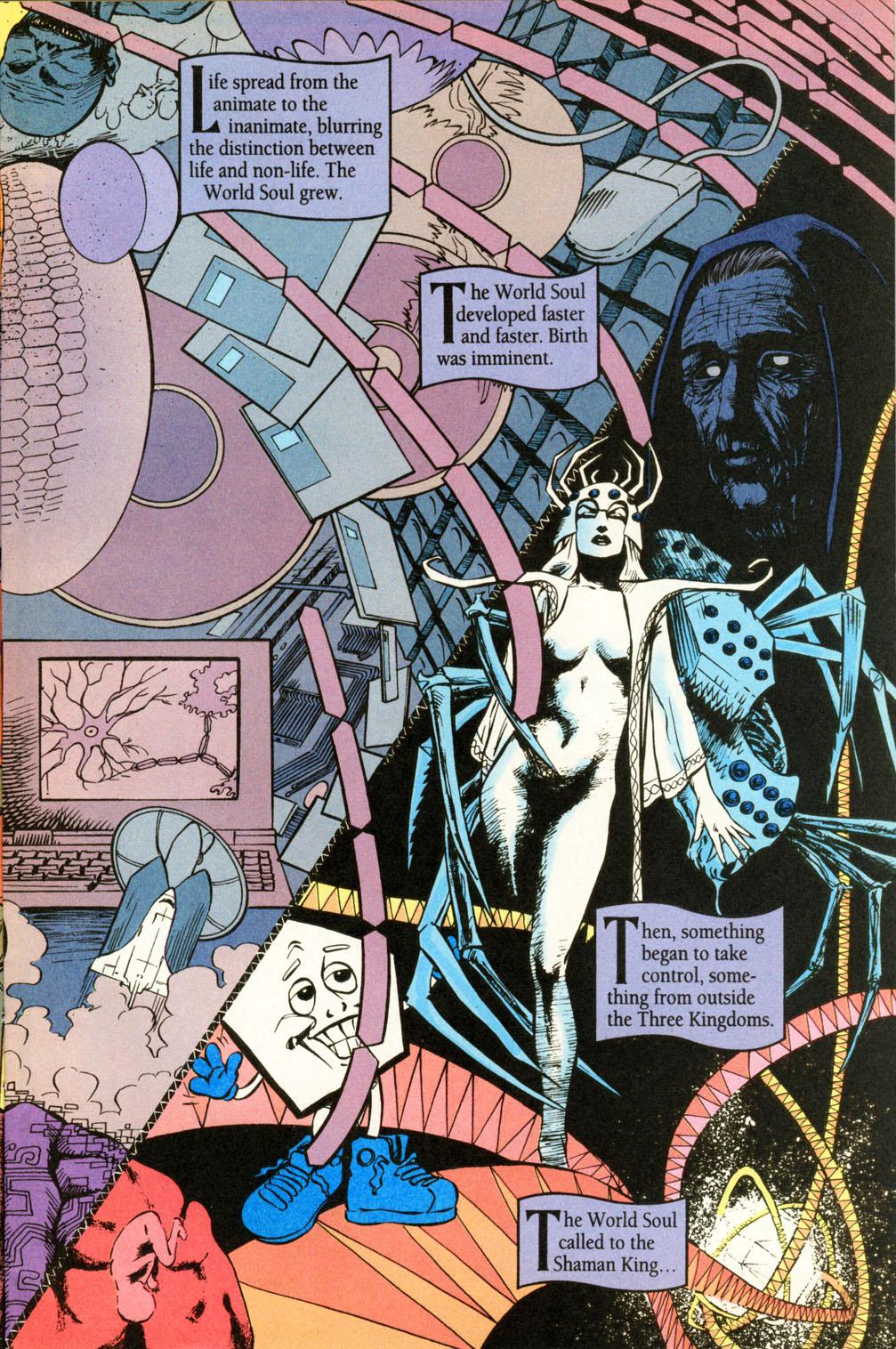 Read online Animal Man (1988) comic -  Issue #87 - 8