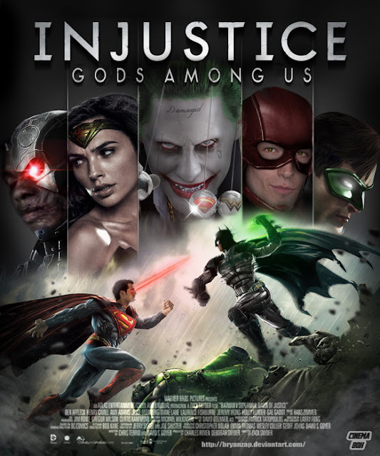 Apk Mod Injustice Gods Among Us