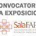 Abre Convocatoria para  Exposiciones en SalaFar de la Fundación Ángel Ramos
