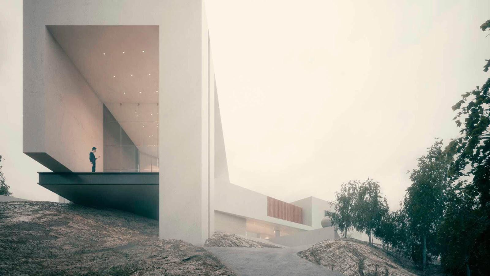 Reka Karya Doors Aqua House By Creato Arquitectos