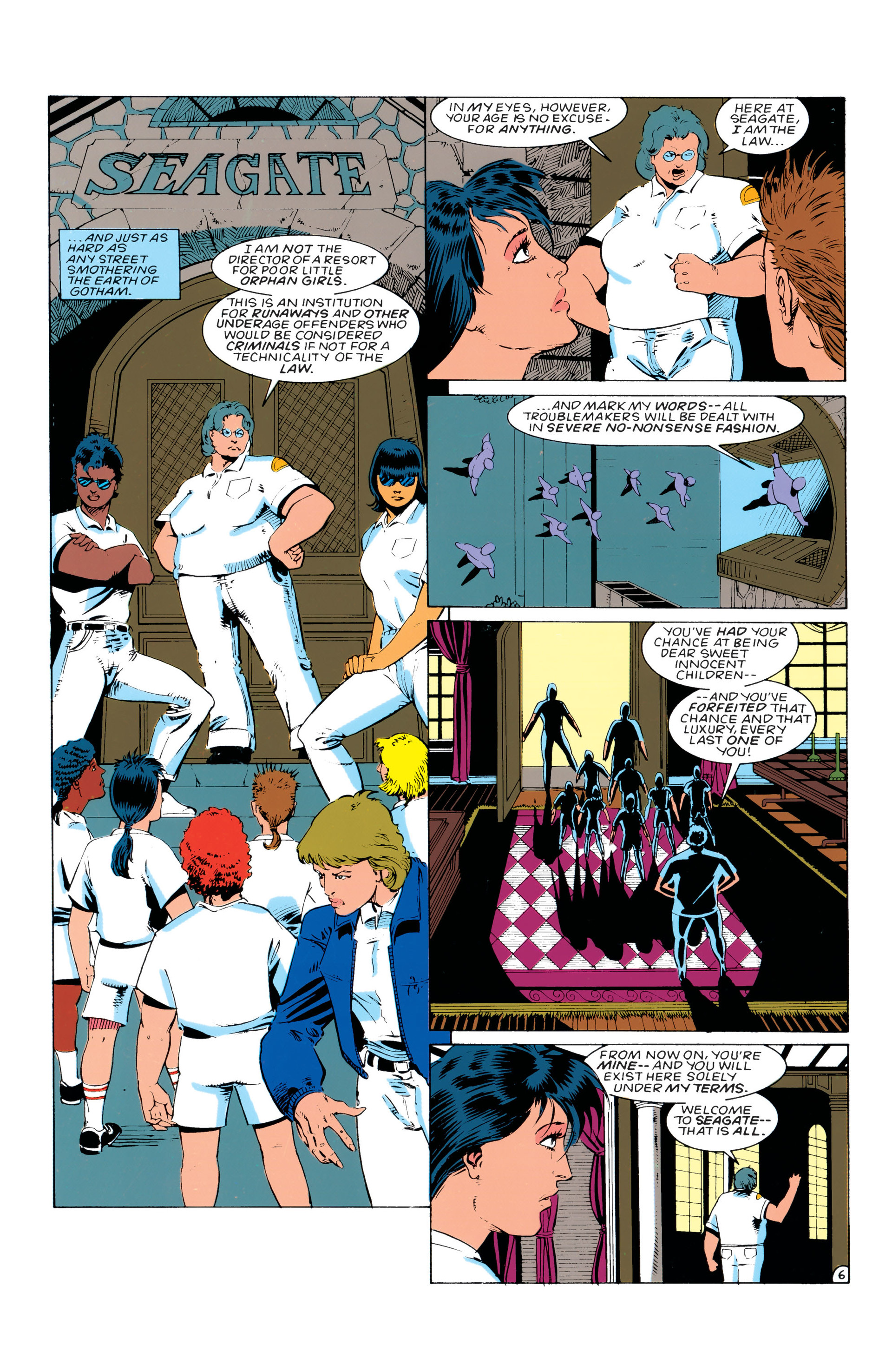 Catwoman (1993) Issue #0 #5 - English 7