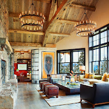 Postcards Colorado Mountain Living Home Of Year