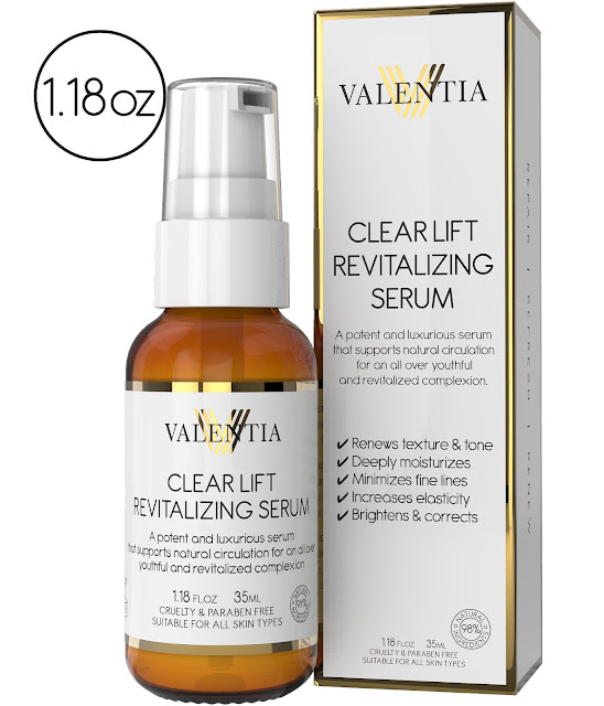 Valentia Clear Lift Revitalizing Serum