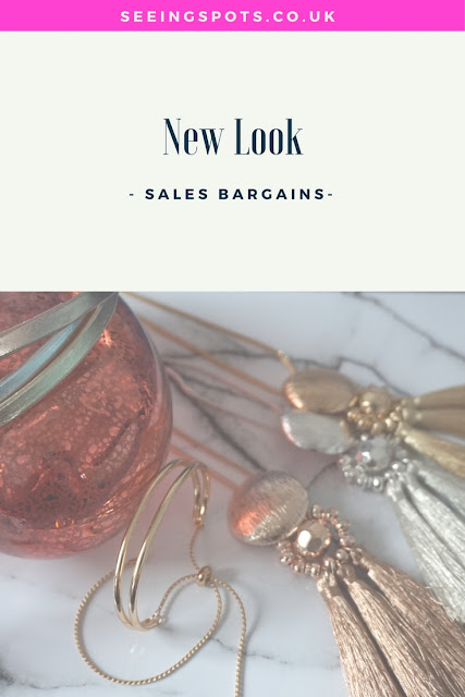New Look Sale Headbands, Necklaces and Bracelet. Rose, Silver and Gold
