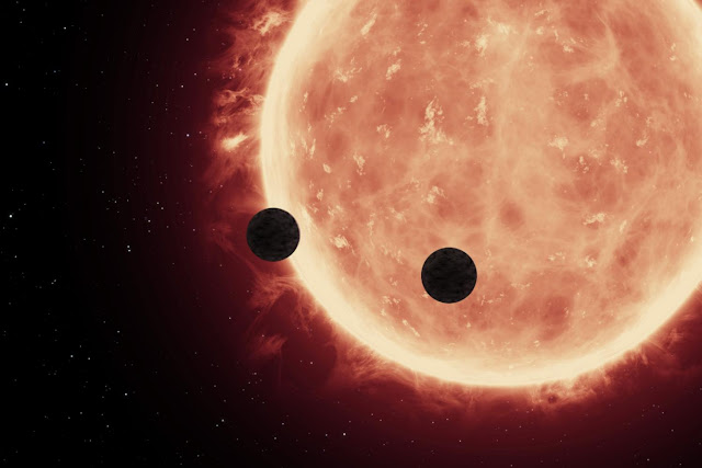 First atmospheric study of Earth-sized exoplanets points to possible habitability