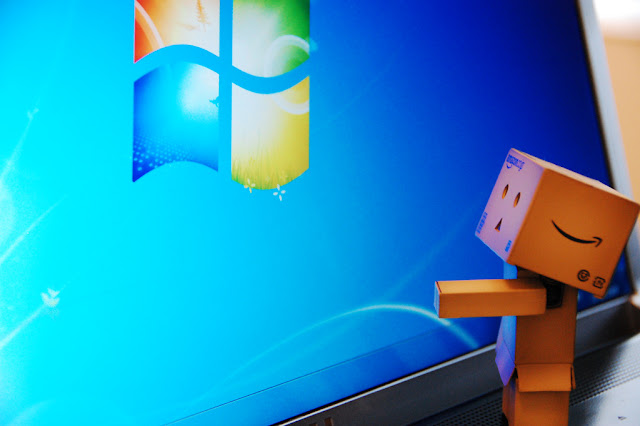 Ilustrasi Windows 7