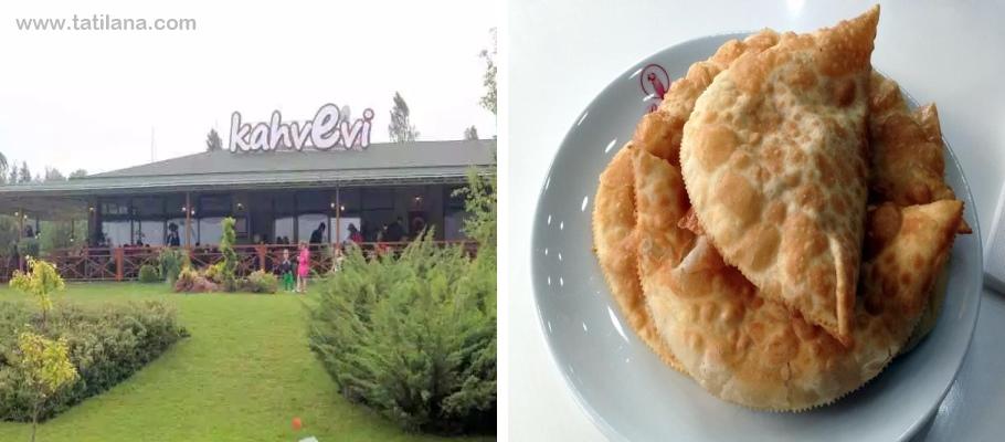 Eskişehir Sazova Parkı Yemek