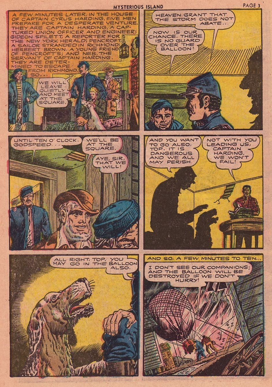 Classics Illustrated issue 34 - Page 5