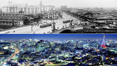 Watch How World's Biggest cities changed by the time |  Awesome Before & After pics