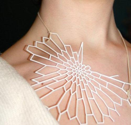 joyería artistica collar