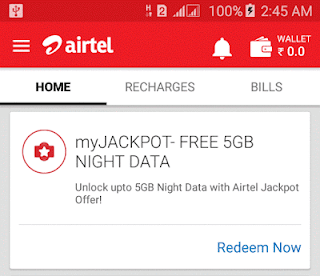 airtel free 3g internet by trickdoz