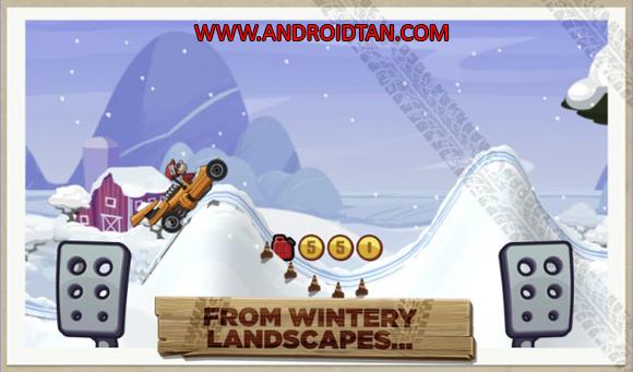 terbaru kepada kalian semua sehingga kalian mempunyai bermacam Hill Climb Racing 2 Mod Apk v1.9.0 Unlimited Money/Gold No Root Terbaru
