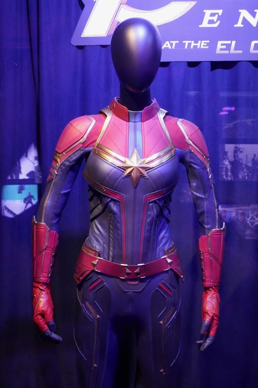 Avengers Endgame Captain Marvel costume