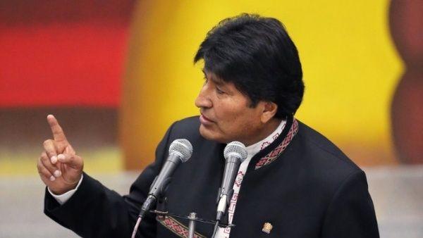 Evo Morales niega pedido de la oposición sobre la DEA