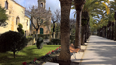 Giardino Ibleo, Ragusa Ibla.