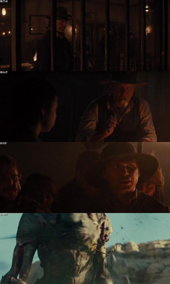 Cowboys And Aliens 2011 BluRay 720p 480p Dual Audio Hindi English Full Movie Download
