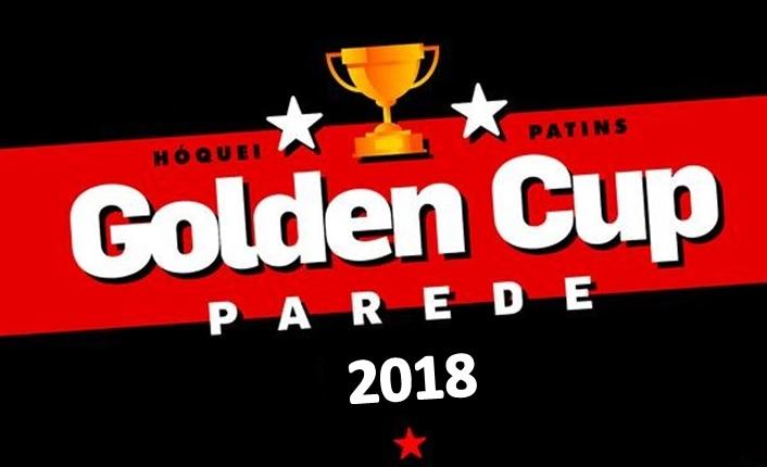 Início da Golden Cup 2018