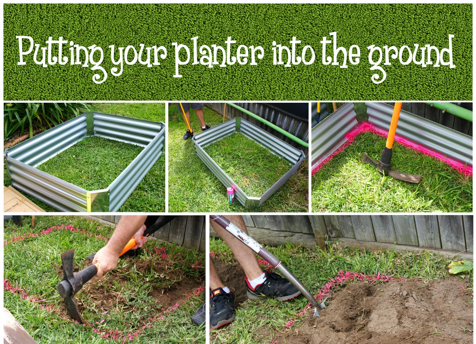 How to Install a Raised Garden Bed for a Veggie Patch