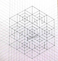 http://bastelhexes-kreativecke.blogspot.de/2017/06/hexagon-wurfel-vorlage.html