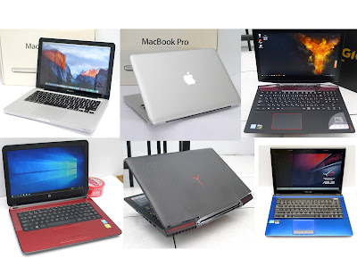 Jual Beli Laptop Bekas/ Second - MacBook Bekas Di Malang