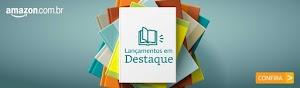 Lançamentos Literários Em Promoção Na Amazon