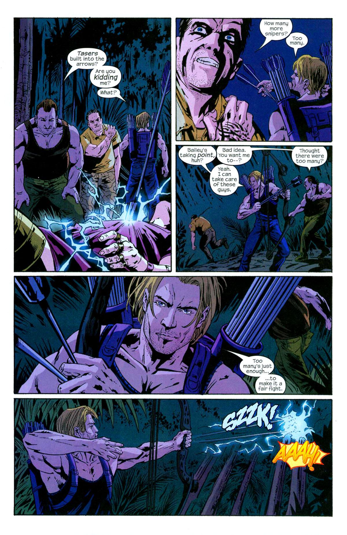 Hawkeye (2003) Issue #5 #5 - English 11