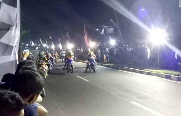 KWB Night Racing Championship 2018 Rintisan Wisata Otomotif di Kota Batu