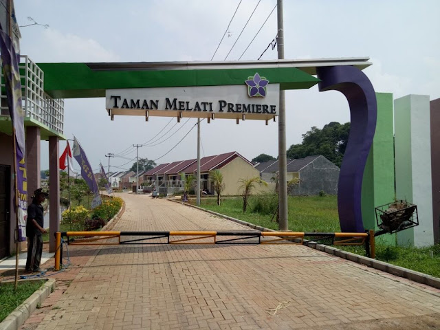Taman Melati Premiere, Perumahan Strategis Bersubsidi
