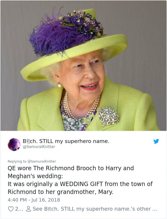 Did Queen Elisabeth Troll Donald Trump A Genius Theory Is Now All Around The Web