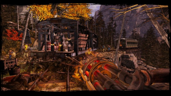 Call of Juarez Gunslinger Full Version