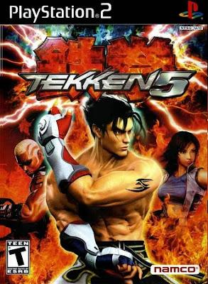 Tekken 5 PS2 ISO